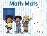 Math Mats Freebie
