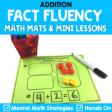Math Mats & Mini Lessons with Mental Math Strategies