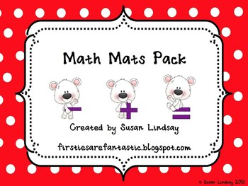 Math Mats Pack
