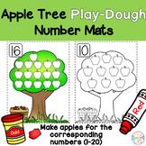 Play-Dough Math Mats - Number Sense, Set 1