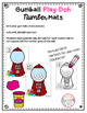 Number Math Mats, Play-doh Set 2