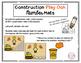 Play-Dough Math Mats - Number Sense,  Set 3
