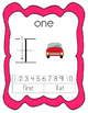 Math Mats / Posters for Counting