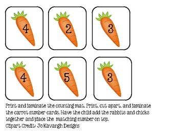 Math Mats ~ Set 2