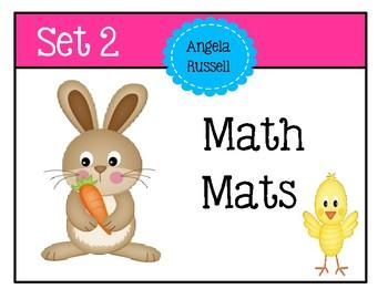 Math Mats - Set 2