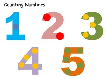PRINTABLE Math Mats Center -Addition Subtraction Place Value Patterning Counting