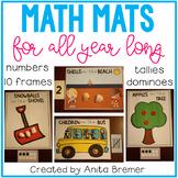 Math Mats for ALL Year Long