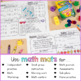 February Math Review Worksheets for First Grade