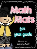 Math Mats for First Grade