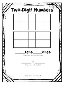 Math Mats for First Grade
