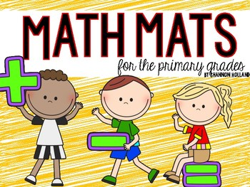 Math Mats for the Primary Grades