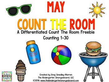 Math! May Count The Room!