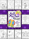 "May: Math ""May""hem ~ Spring Math Printables Color By The C"