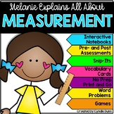 Measurement Math Activities