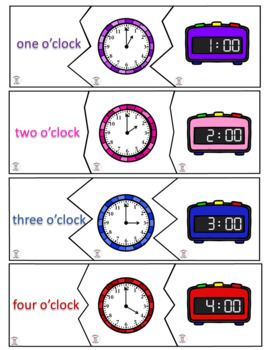 #buyin Math - Measurement - Learning About Clocks & Time