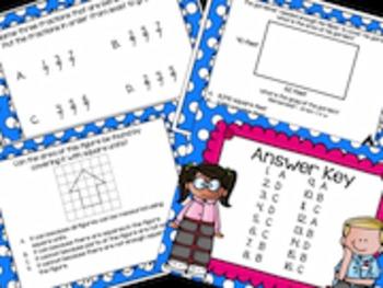 Math, Measurement and Fraction Review, Standardized Test Prep, CCSS