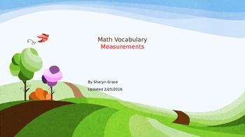 Math Measurements