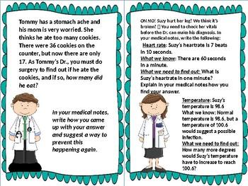 Math Medical Unit