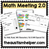 Math Meeting 2.0