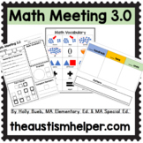 Math Meeting 3.0