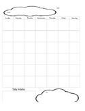 Math Meeting Calendar
