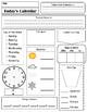 Math Meeting Student Worksheet Version 2
