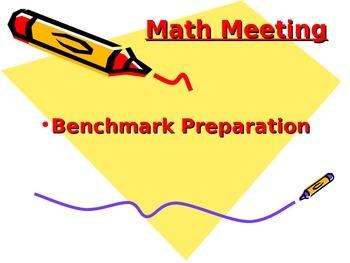 Math Meeting (calendar time) ppt