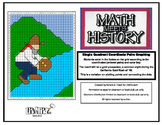 Math Meets History - 49'er Prospector Mystery Picture - Co