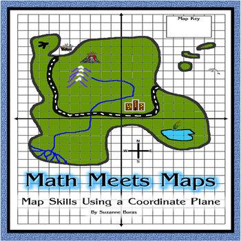 Math Meets Maps