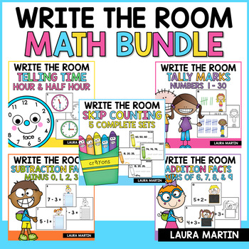 Write the Room-Math Bundle