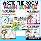 Write the Room-Math Bundle | Distance Learning