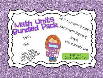 Math Megapack: Bundle of all Math Units