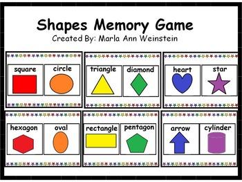 Math Memory Games Bundle