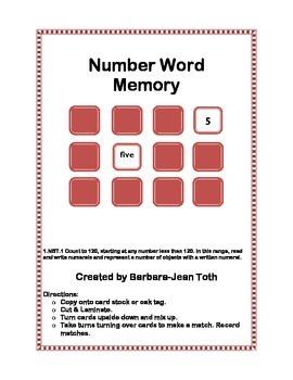 Math Memory Mania