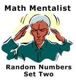 Math Mentalist - Set Two - Random Numbers