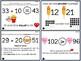 """Digital Math Center: Click and """"Chews"""" Grade 1.NBT.B.3"""