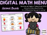 "Digital Math Center: Click and ""Chews"" Grade 2.OA.B.2"