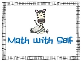 Math Menu Posters with a Safari Theme