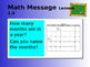 Math Message 2nd Grade-McGraw Hill Common Core