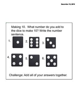 Math Message Week 11