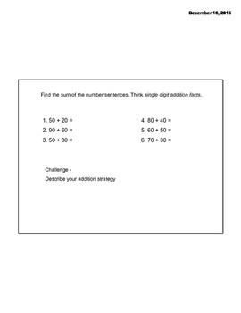 Math Message Week 24