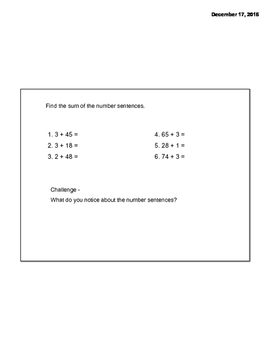 Math Message Week 25
