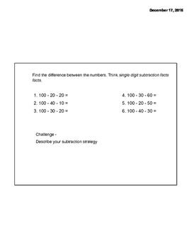 Math Message Week 26