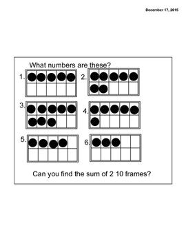 Math Message Week 3