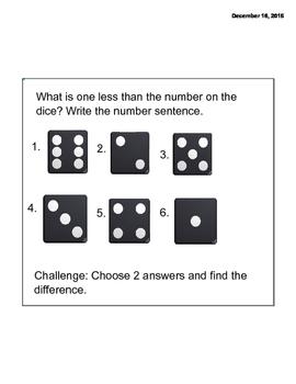 Math Message Week 7