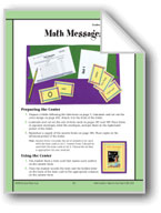 Math Messages (Understanding Math Symbols)