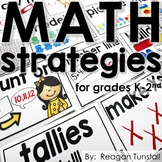Math Strategies K-2nd