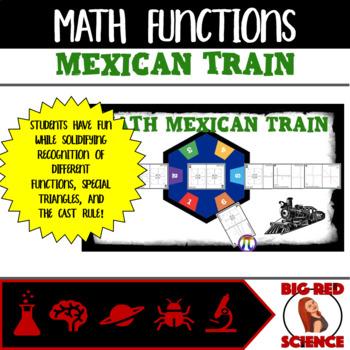 Math Mexican Train Game