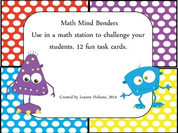Math Mind Benders