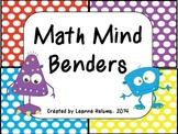 Math Mind Benders